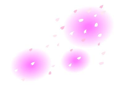 桜花びらイメージ